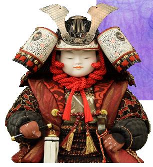 五月人形イメージ